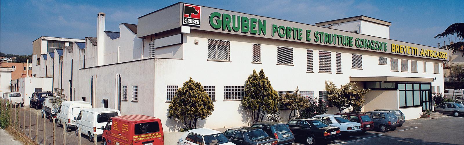 Gruben Sicurezza: Serramenti Infissi Antiscasso a Roma e Lazio