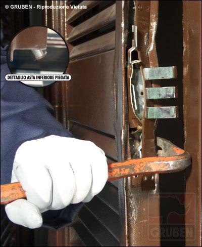 Gruben Persiane di Sicurezza Roma Blindate e Corazzate in provincia Rieti Viterbo Latina Frosinone Lazio