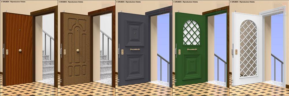 Porte Blindate: Prezzi E Tipologie